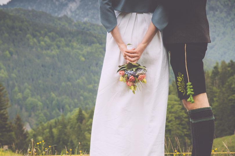 Hochzeitsfotografen in Hamburg finden bei Strauß & Fliege