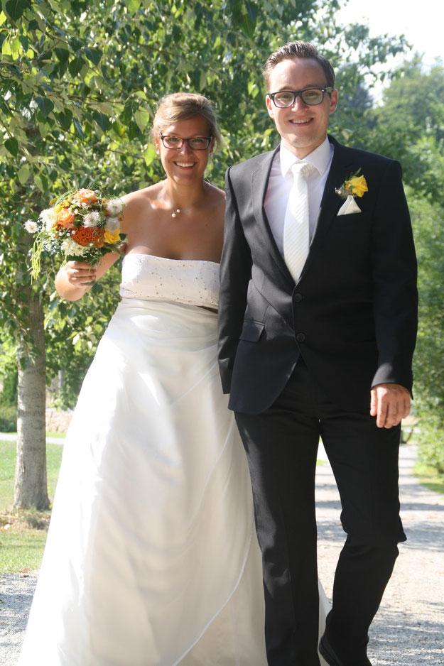 Brautkleid nachschneidern