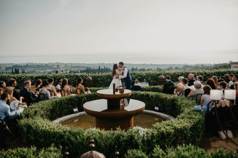 Cerimonie  in italiano Strauß & Fliege Freie Trauung auf italienisch